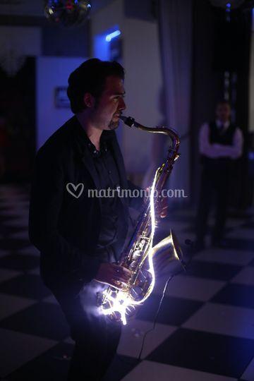 Sassofonista Gallucci
