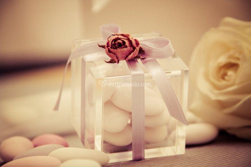 Il cadeaux per i tuoi ospiti