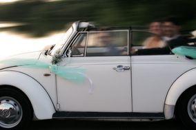 Maggiolone Cabrio Per Matrimoni