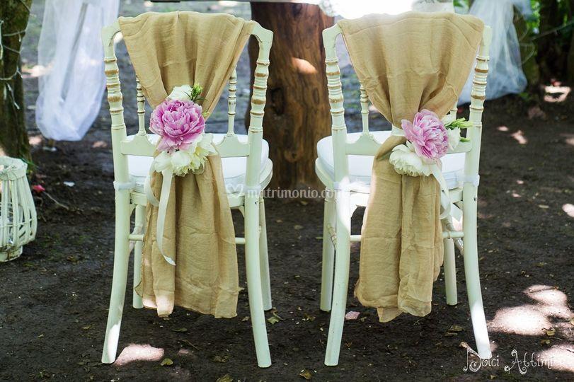 Sedute sposi