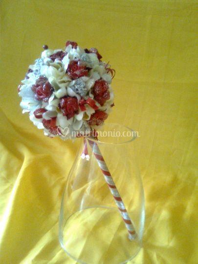 Bouquet a scettro