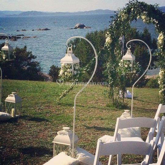 Matrimonio Baia Sardinia