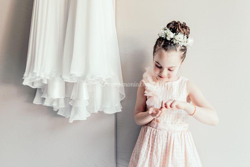 Mamma si sposa con papà