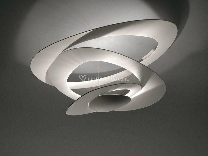 Lampadario camera da letto artemide lampadari moderni per camera