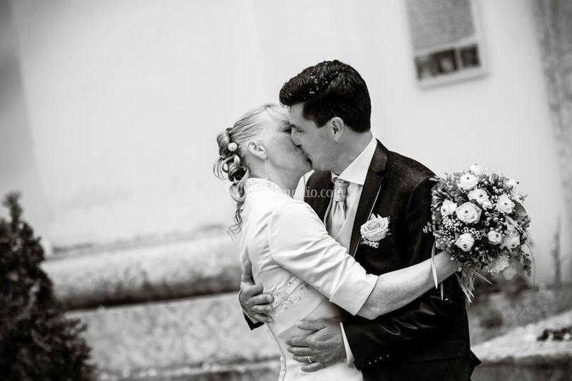 Matrimonio in B/N