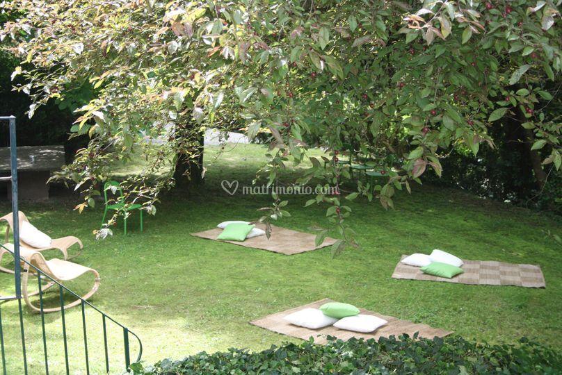 Area Relx di Villa Teodolinda | Foto 13