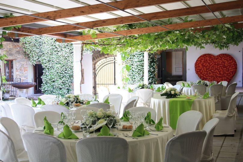 Tavoli di Villa Teodolinda | Foto 25