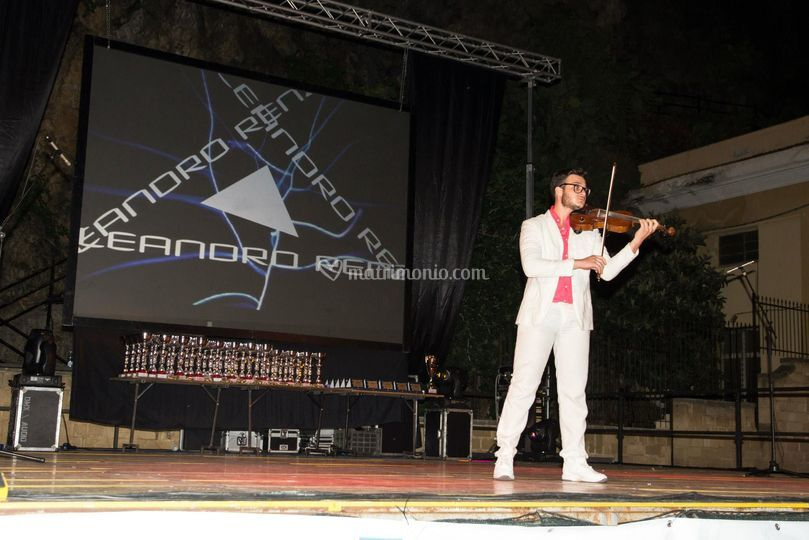 Leandro renzi in concerto.