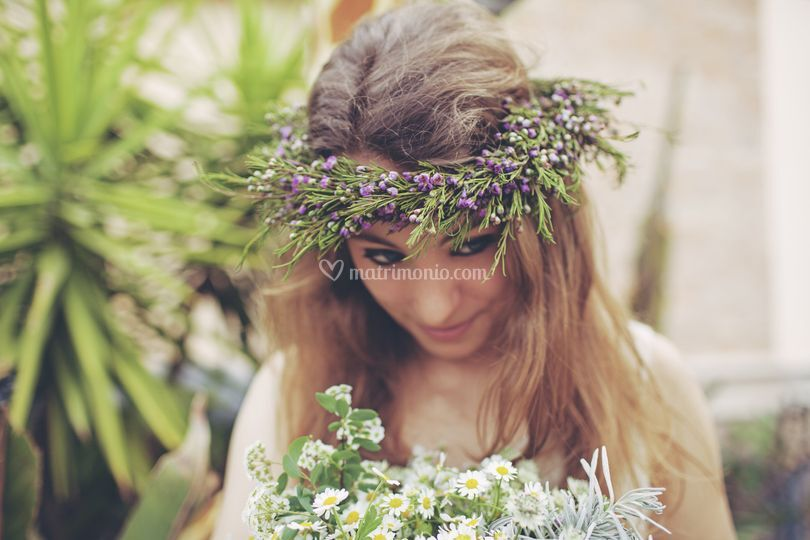 Coroncina fiori