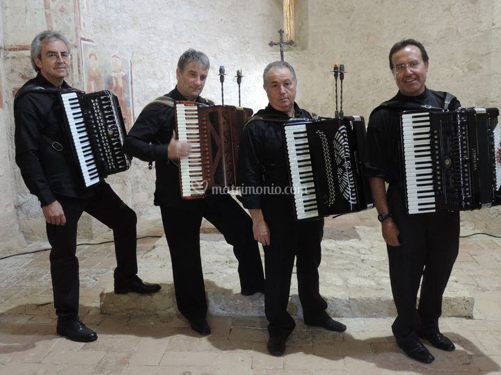 Interamna quartet