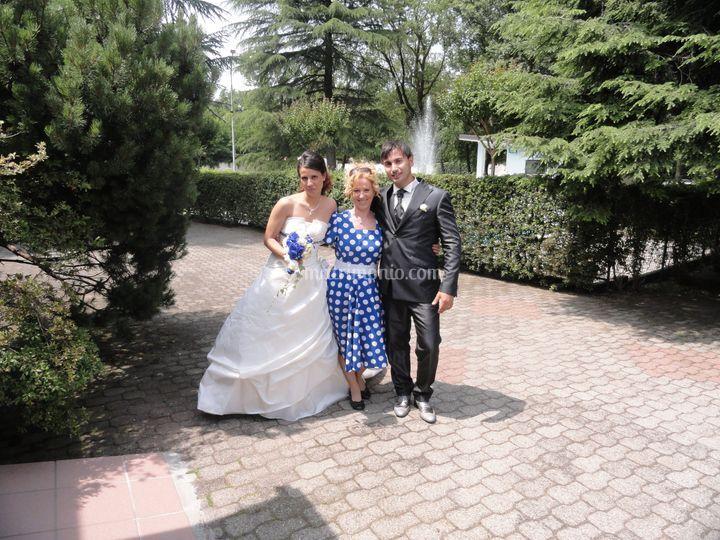 Matrimonio Antonella e Biagio