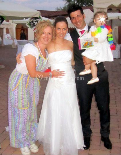 Matrimonio Sara e Nicholas