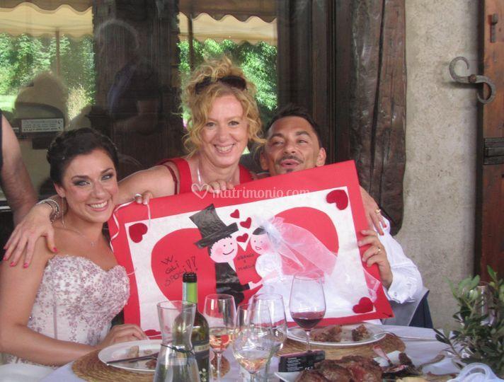 Matrimonio Marzia e Stefano