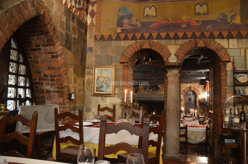 Decorazione interni di ristorante al mago foto 71 - Decorazione di interni ...