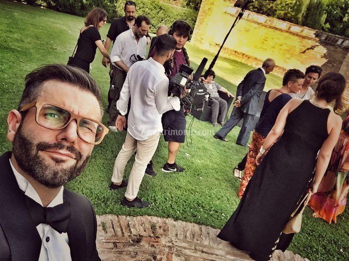 Durante 4 matrimoni in italia