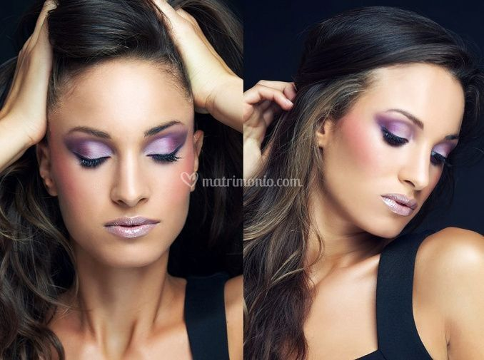 Make up for a fashion magazine