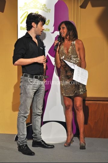 Interviews fashion show