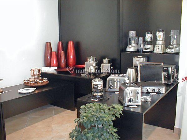 Panoramica Negozio - Elettrodomestici CuisinArt