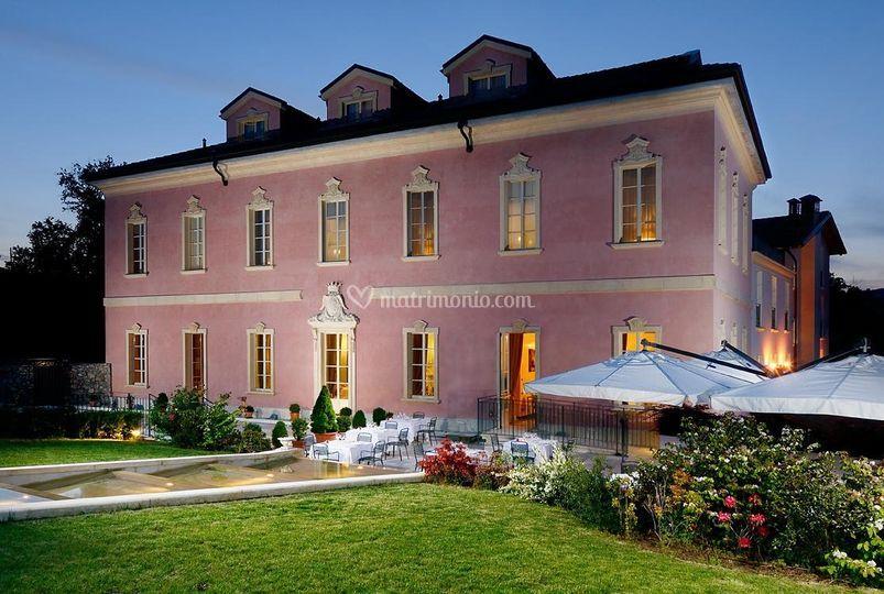 Palazzo Castello Dal Pozzo