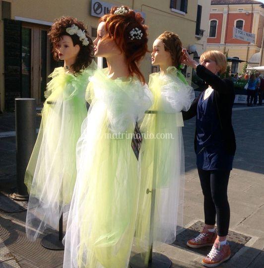 Manifestazione spose