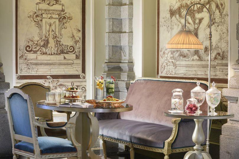 Chateau Monfort_Entrance