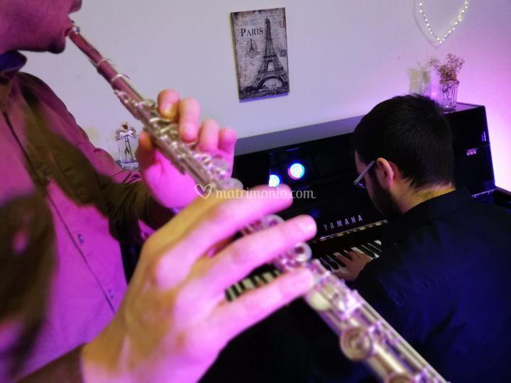 Pianoforte e Flauto Traverso