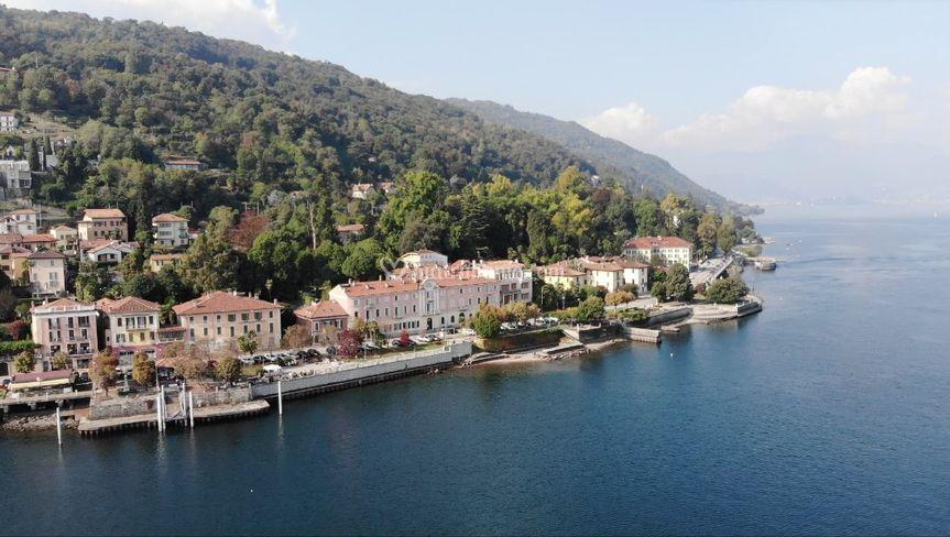 Villa Piceni sull'acqua