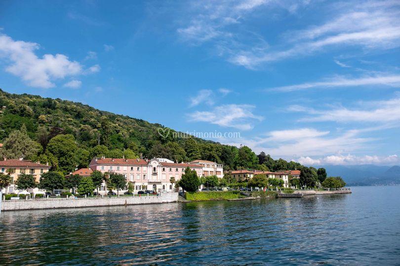 Villa Piceni dal Lago