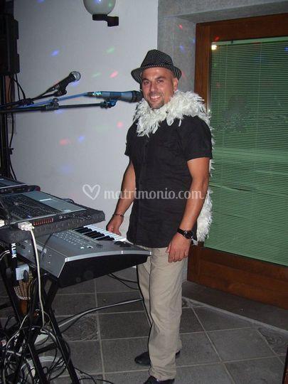 Salvo the dj