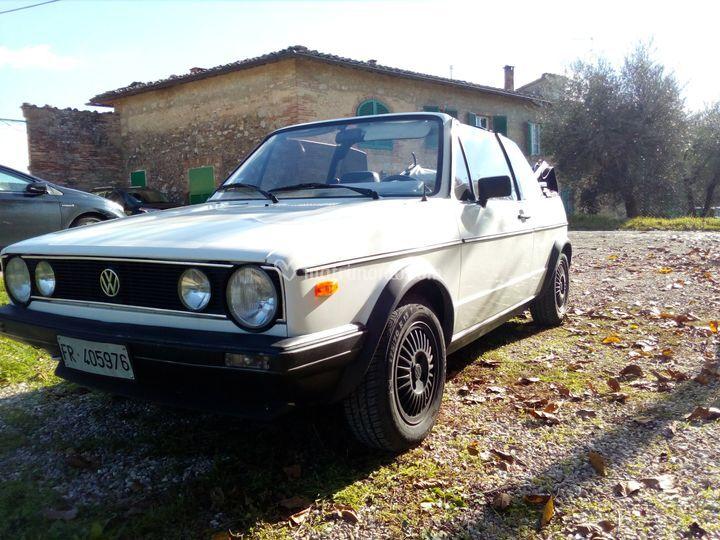Golf cabrio 1979