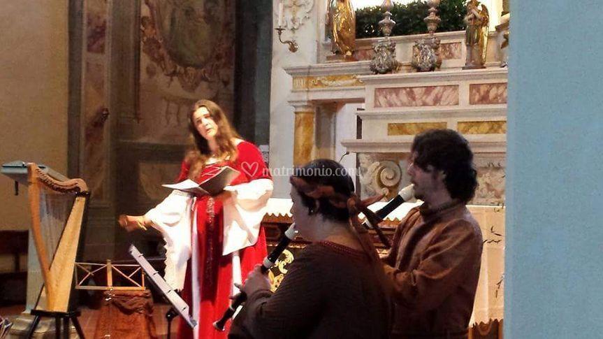 VoceDAnimA & Orpheus Ensemble