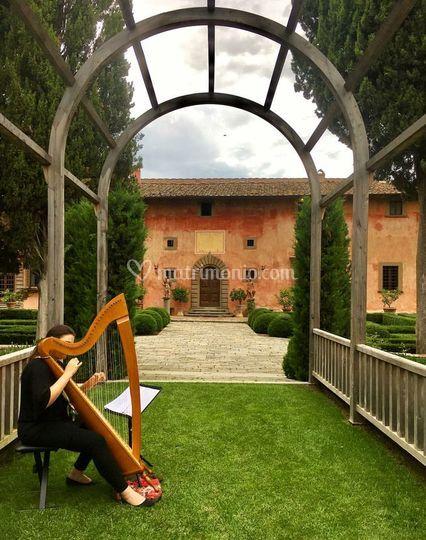 A beautiful Tuscan Villa