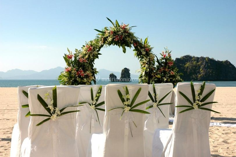 Destination Wedding  Malesia