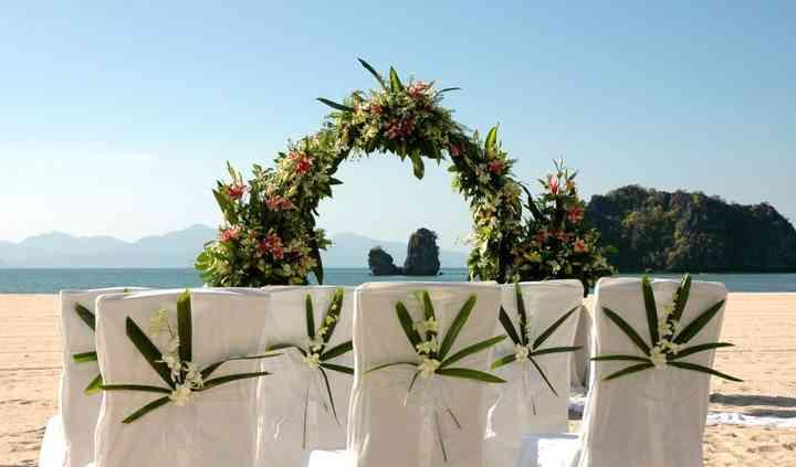 Destination Wedding  Malesia