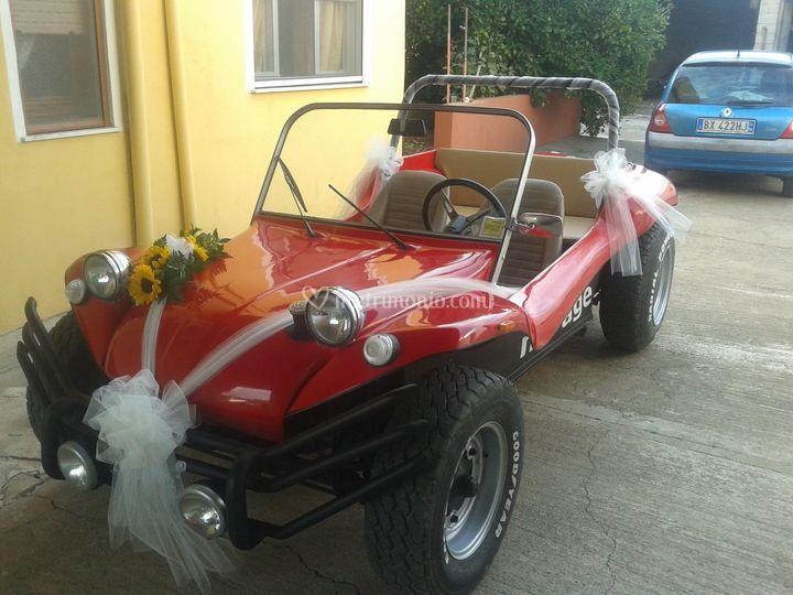 Auto della sposa