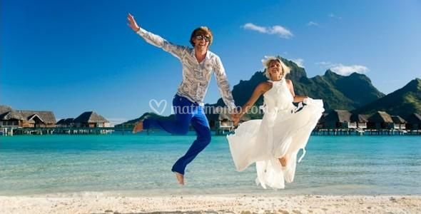 Primo viaggio da marito&moglie