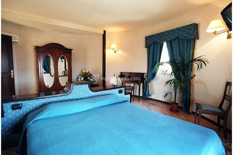 Hotel Tre Torri: camera