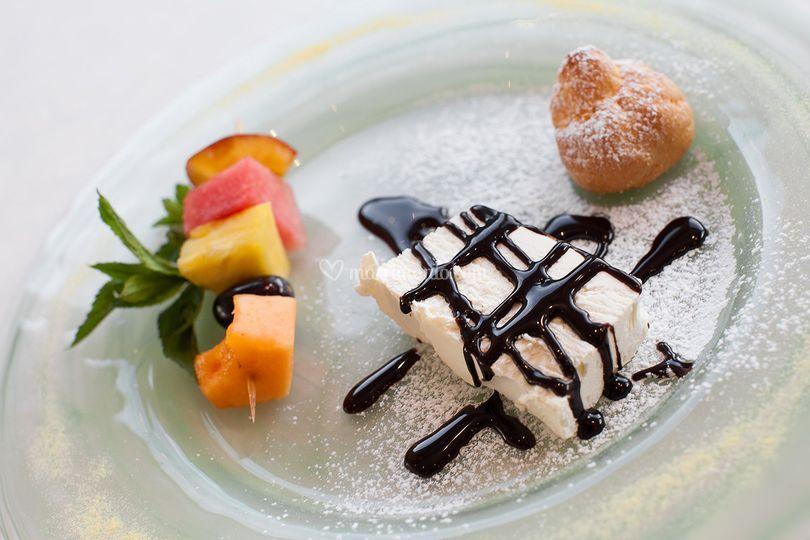 Dessert tris