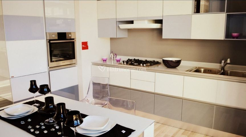 Cucina tetrix Scavolini di De Angelis Arredamenti | Foto 16