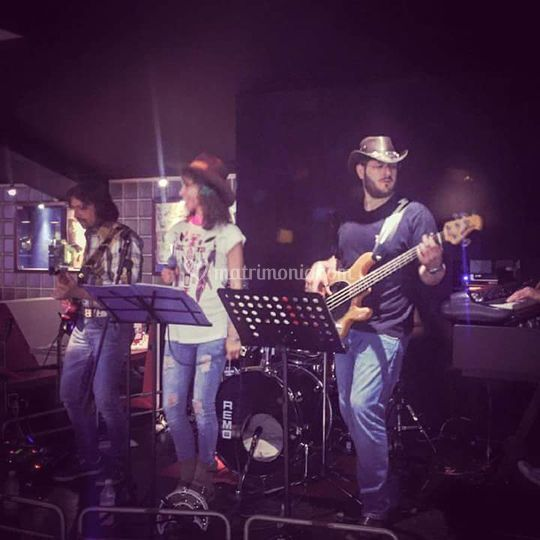 Live gruppo country 2016