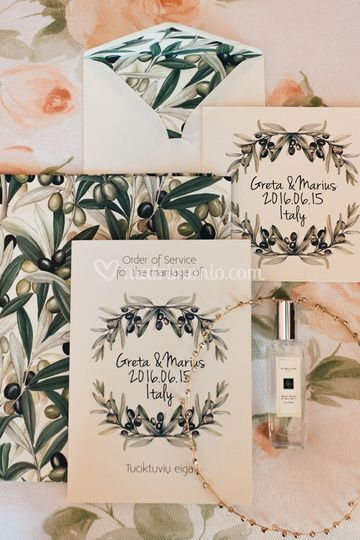 More than weddings stationery