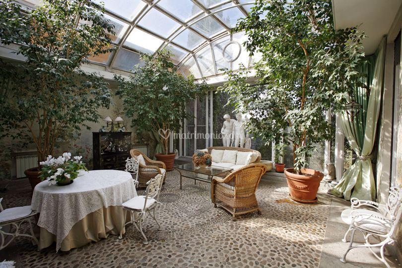 Giardino d inverno varese idee e foto di terrazzo - Giardino di inverno ...