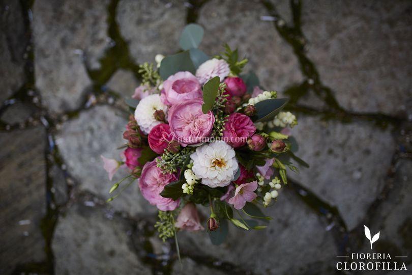 Il bouquet di Fabiana