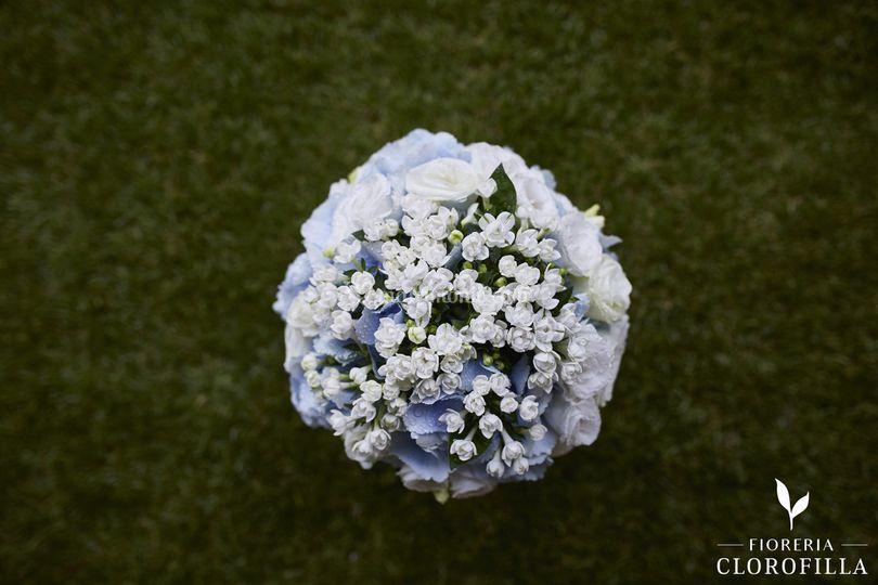 Il bouquet di Milena