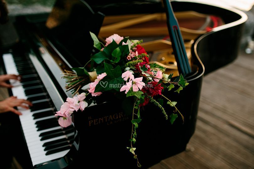 Musica e fiori