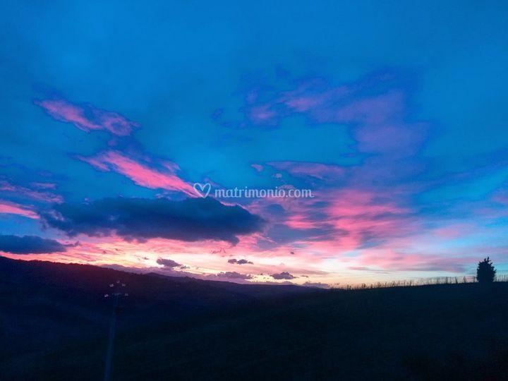 Terrazza al tramonto 1