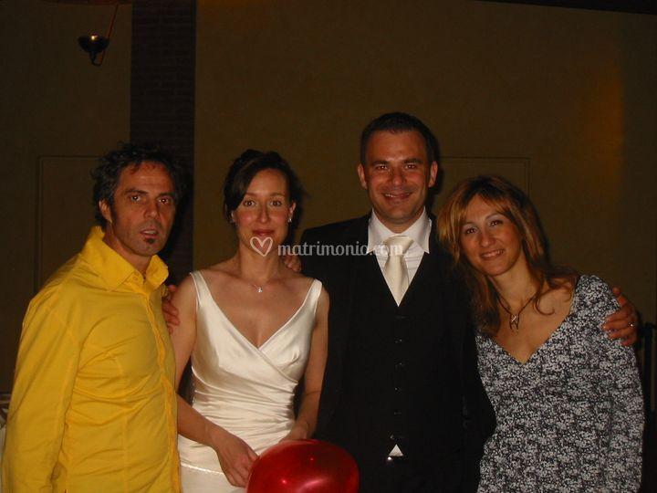 Ivan, anna e sposi