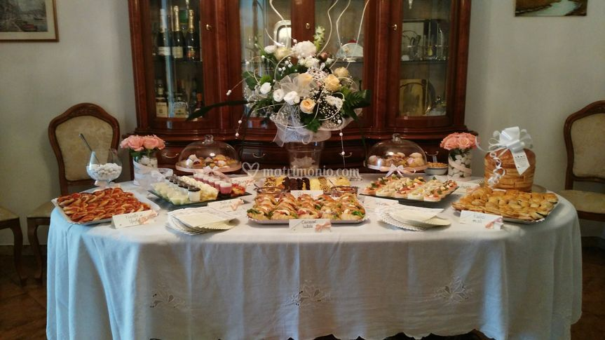 Sweet table sposa