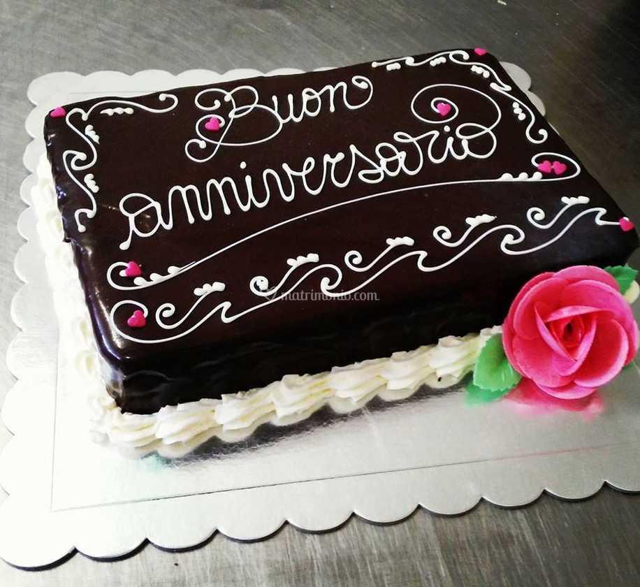Torte Per Anniversario Matrimonio.Torta Anniversario Matrimonio Di Panetteria Pasticceria
