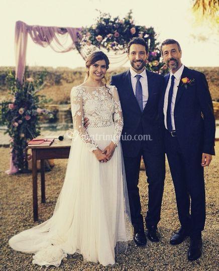 Matrimonio in Inglese (Ago 19)